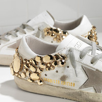 Sneakers SUPER STAR LIMITED EDITION in Pelle e stella in Camoscio - G28WS590.A54 - Golden Goose