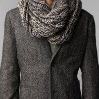 UrbanOutfitters.com > Double Cable Eternity Scarf