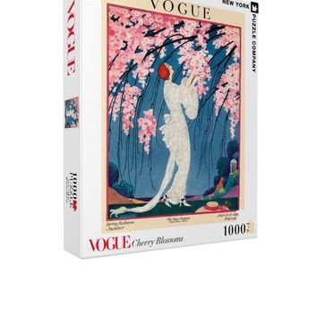 Cherry Blossoms by New York Puzzle Co.
