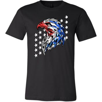 Patriotic Eagles Birds Freedom Patriot USA Apparel