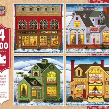 Holidays - Multi-pack Jigsaw Puzzle