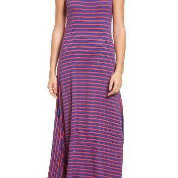 Vineyard Vines Stripe Maxi Tank Dress | Nordstrom