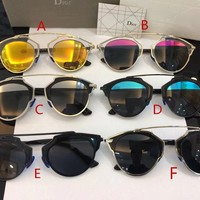 DIOR Women Fashion Sunglasses