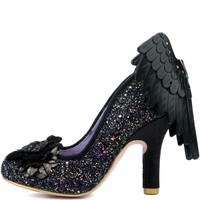 Irregular Choice Icarus Women's  Black High Heel