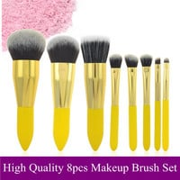 8Pcs Tools Make-up Brush Brush [9647073999]