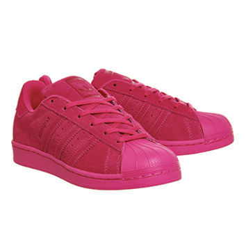 Adidas Superstar 1 Eqt Pink Mono - Unisex Sports