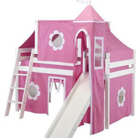 Carmen's Castle Midhigh Loft Bed