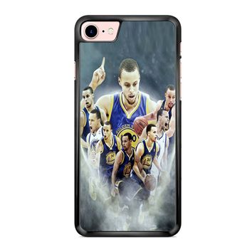 Stephen Curry Race For Mvp iPhone 7 Case