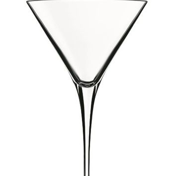 Crescendo Martini Glass