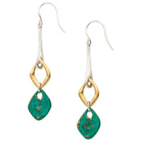 Fresco Earrings, Earrings - Silpada Designs
