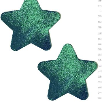 Star Pasties in Peacock