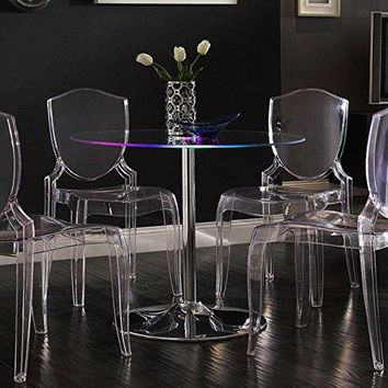 Metro Shop INSPIRE Q Lorin LED Round Dining Table