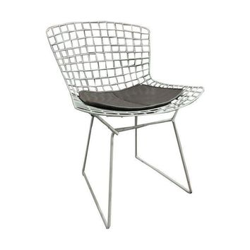Pre-owned White Knoll Bertoia Side Chairs (100+ Available)