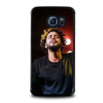 j cole samsung galaxy s6 edge case cover  number 2