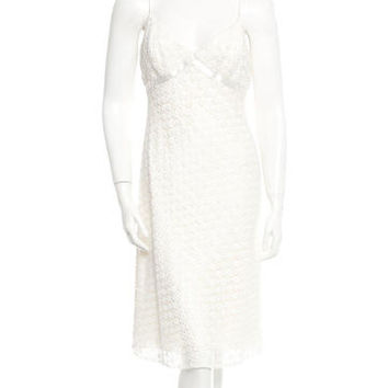 Carmen Marc Valvo Dress w/ Tags