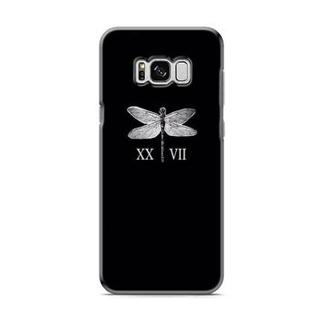 Lauren Jauregui Dragonfly Tattoos Samsung Galaxy S8 | Galaxy S8 Plus Case