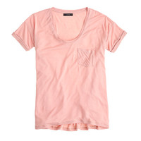 J.Crew Womens Prima Jersey Pocket