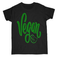 Vegan Tee T Shirt