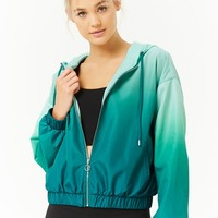 Active Ombre Windbreaker