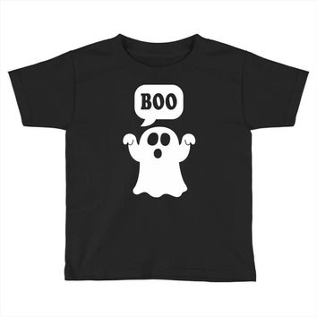 Ghost Boo Toddler T-shirt