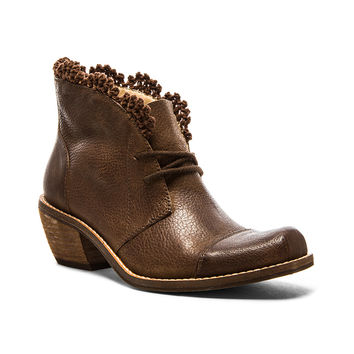 Latigo Party Bootie in Cognac