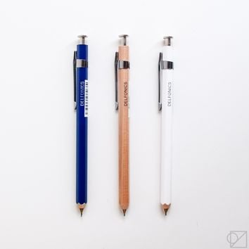 DELFONICS Pocket Mechanical Pencil