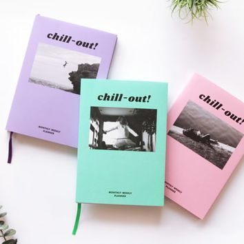 Chill Out! Planner