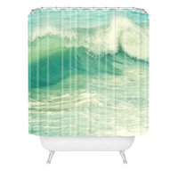 Lisa Argyropoulos Sonata Shower Curtain