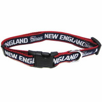 New England Patriots Collar Medium