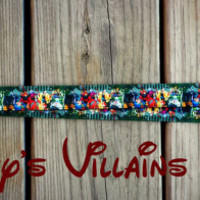 Disney Inspired Villains Lanyard #2