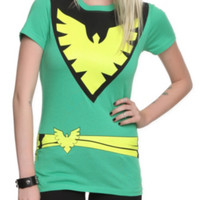 Marvel X-Men Phoenix Costume Girls T-Shirt