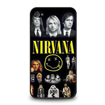 NIRVANA iPhone 4 / 4S Case Cover