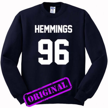 Hemmings 96 for Sweater navy, Sweatshirt navy unisex adult