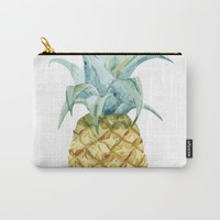 Pineapple Topper Carry-All Pouch by All Is One