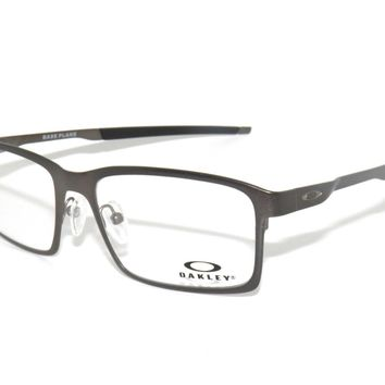 OAKLEY BASE PLANE 3232-03 54 CEMENT EYEGLASSES