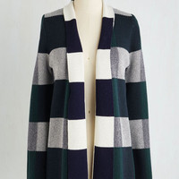 Long Long Sleeve Simply Snuggly Cardigan in Forest