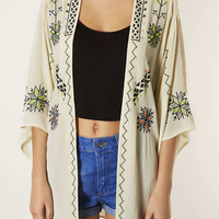 topshop-aztec-kimono » Tallook: Tall Fashion Resource