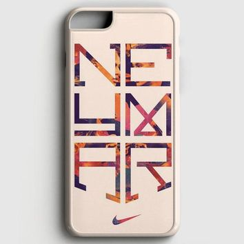 Neymar Jr Santos Logo Barcelona Fc iPhone 6 Plus/6S Plus Case