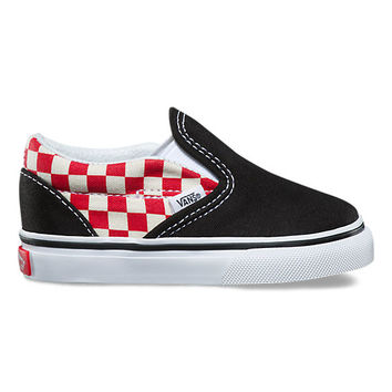 Toddler Checkerboard Slip-On | Shop At Vans