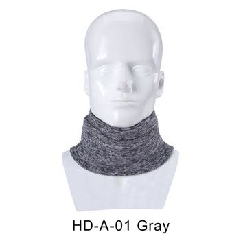 Fleece Sports Neckerchief Thickened Riding Hat Thermal Warm Scarf Ski Mask Cap Face Cover Beanie Balaclava Hood Multifunction