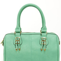 Bag of Tricks Mint Green Handbag