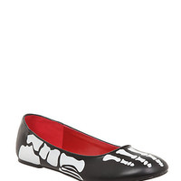 Black X-Ray Flats | Hot Topic