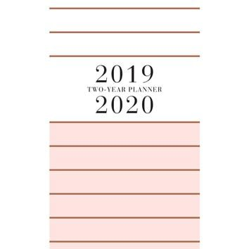 Classic Charm 2 Year Planner (2019-2020)