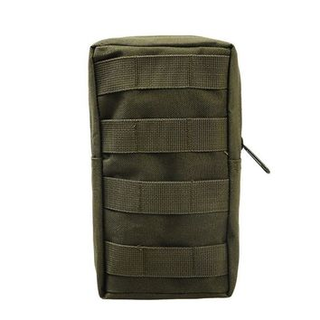 Air-soft Sports Military 600d 21x11.5 cm Utility Tactical Vest Waist Pouch Bag Outdoor Hunting Service Bag