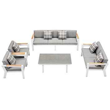 3-Seater Lounge Outdoor Set | Higold Champion
