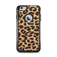 The Simple Vector Cheetah Print Apple iPhone 6 Plus Otterbox Commuter Case Skin Set