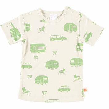 TinyCottons Camper Summer Tee