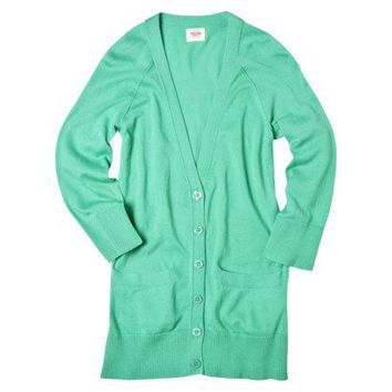 Mossimo Supply Co. Juniors Boyfriend Cardigan - Assorted Colors