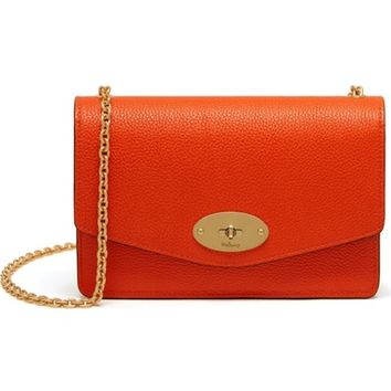Mulberry Postman's Lock Leather Clutch | Nordstrom