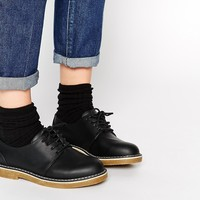 ASOS MARK IT UP Lace Up Shoes